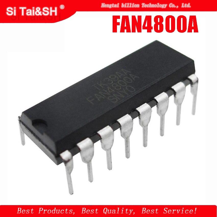 1pcs/lot FAN4800IN FAN4800A FAN4800ANY DIP-16