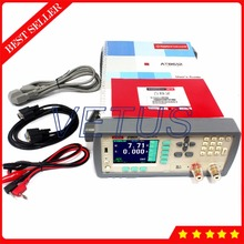 """Best price AT8612 Programmable DC Electronic Load 300W 150V 30A 3.5"""" TFT LCD RS232 Max.999AH CC/CV/CP/CR Handler Battery Test"""
