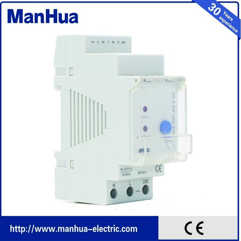 Manhua 2017 New Product Low Voltage Automatic Street light Timer Control Switch MT610 Electronic Timer Switch 85-264VAC dc 12v led display digital delay timer control switch module plc automation new