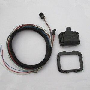 Sensor de chuva + suporte arnês fio para vw golf 6 tiguan jetta mk5 mk6 touran 1k0 955 559 ah