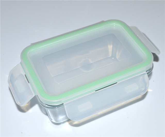 Professional Food Storage Containers Part - 44: Professional Manufacturer Borosilicate Glass Heat-Resistant Reusable Food  Containers