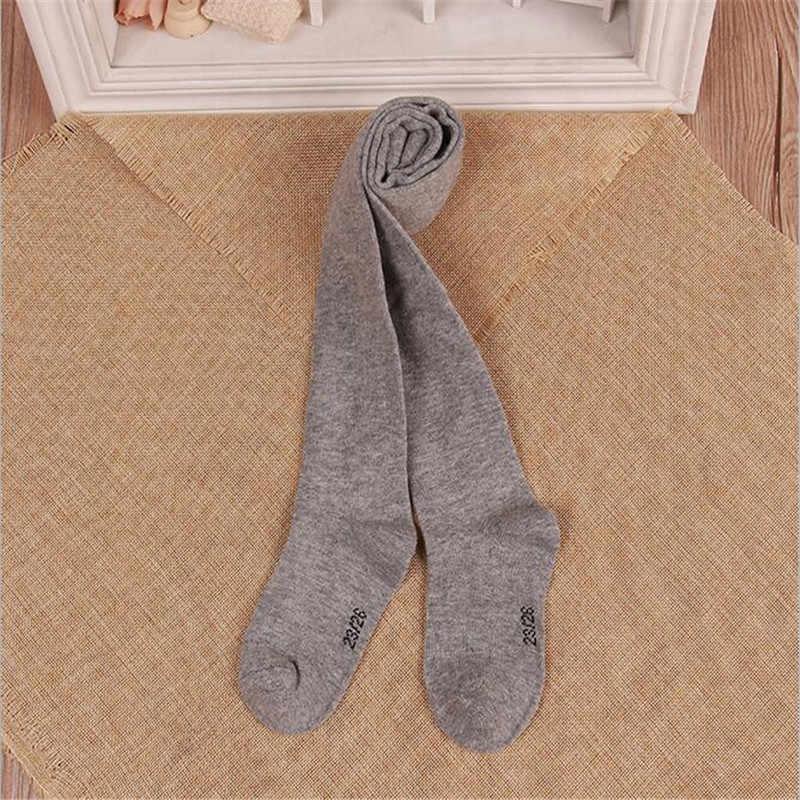YWHUANSEN 0-6Yrs medias de algodón de Primavera/otoño para niñas, pantimedias de punto para chico y niño, mallas ajustadas, prendas de vestir suaves infantil