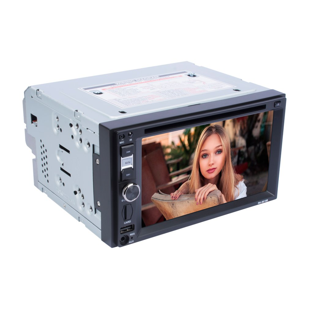 RK-6618B 6.2 Car DVD Player Radio Stereo with remote control Support MP3/FM/DVD/VCDRK-6618B 6.2 Car DVD Player Radio Stereo with remote control Support MP3/FM/DVD/VCD