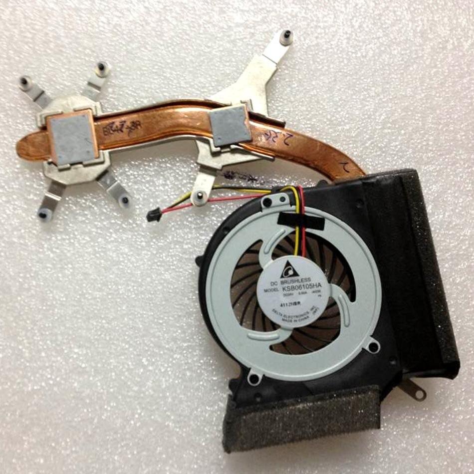New original Cooling Fan For Thinkpad L420 L421 L510 L512 & Heatsink LAPTOP Cooler Radiator Cooling Fan  04W1464 original fan ac220 240v 6c 230absl cooling fan
