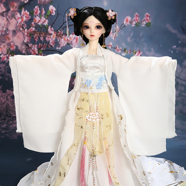 Free Shipping Fairyland Minifee Chloe BJD MSD Doll 1/4 Fullset Option Fashion Cuddly Dolls Resin Figure Toys Gift for Eyes  luod