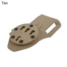 Пояс на платформе кобура для охотничьего пистолета для подвешивания талии для кобура для охоты HS7-0082