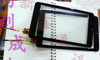 Black White New 7 Inch Tablet Touch Panel Screen E C7080 01 LCD Digitizer Sensor Glass
