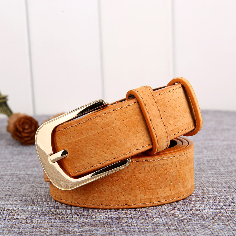 Woman's   Belt   for Women   Belt   2019 Fall Winter Trendy Girls Decorative Accessories   Belt   Faux Leather Metal Buckle Straps Waistband
