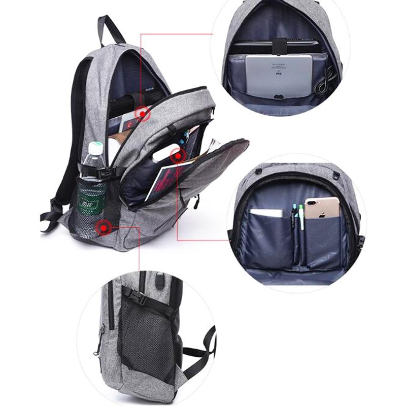 Açıq Kişi İdman Zalı Çantaları Yeniyetmə oğlanlar üçün - İdman çantaları - Fotoqrafiya 3