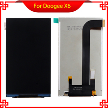 купить 100% Original Touch screen + LCD display for Doogee X6 MTK6580 Quad Core 5.5 HD 1280x720 Free shipping дешево