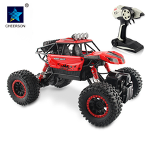 1:16 4CH Off-Road Truck Remote Control Monster Racing Car Model Eletronic RC Toys Boys Gift