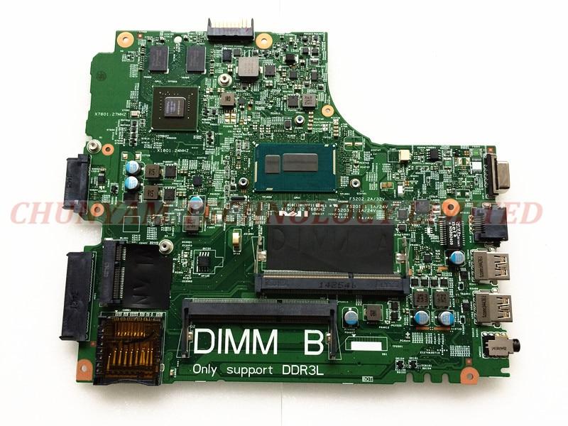CN-0DVPJ6 FOR Dell Latitude 3440 series Laptop Motherboard DP/N 0DVPJ6 SR1EN I3-4030U Mainboard 90Days Warranty
