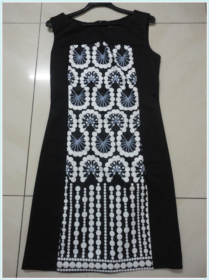 [Panic Buying] 2015 Spring and Summer New Fashion High Quality Women Dress