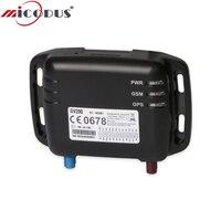 Автомобильные GPS навигаторы трекер queclink gv200 автомобиль отслеживания устройства GSM локатор 1100 мАч Батарея 12 дней в режиме ожидания несколько