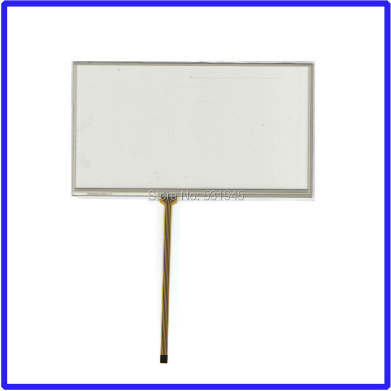 ZhiYuSun 167*93 for industry applications comptable KDT 4968 NEW 7 Inch Touch Screen  167mm*93mm for GPS GLASS