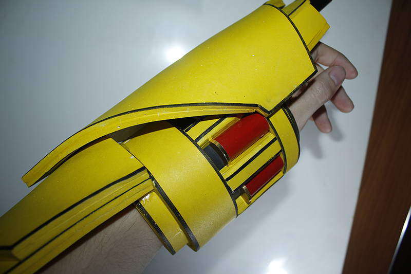 RWBY Yang Xiao Long Ember Celica Cosplay Prop for Sale-in ...