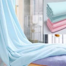 Microfibra absorbente Bath Beach Towel 70 x 140 cm de secado rápido toalla microfibra toalla servilleta de bain