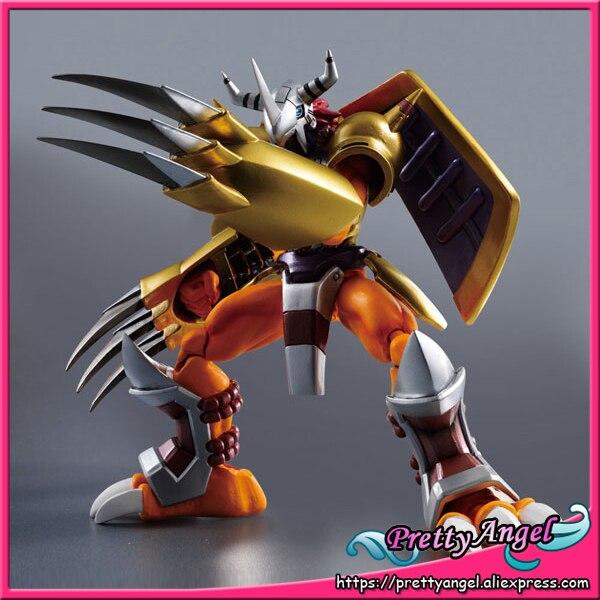 PrettyAngel   Genuine Bandai D Arts   WarGreymon Action Figure