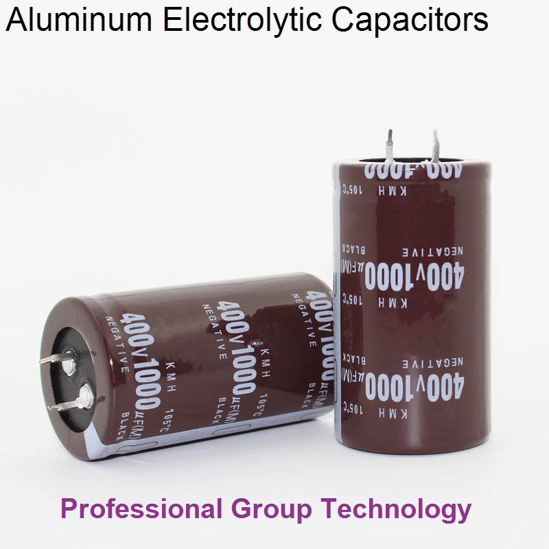 1pcs Good Quality 400v1000uf Radial DIP Aluminum Electrolytic Capacitors 400v 1000uf Tolerance 20% Size 35x60MM 20%