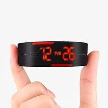 Moda Deportiva Reloj LED Hombres Reloj Digital TVG Marca Casual Impermeable Reloj Masculino Reloj Masculino Del Relogio Relojes de Pulsera