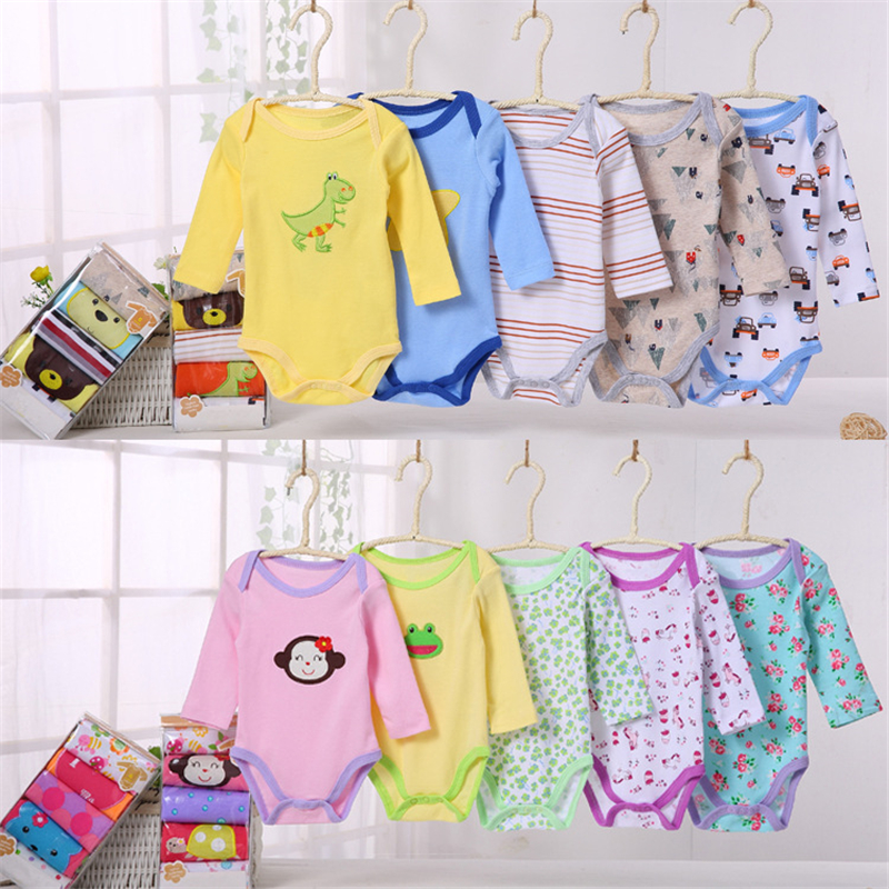 5Pcs-Baby-Rompers-Spring-Baby-Girl-Clothes-Autumn-Newborn-Baby-Clothes-2017-Baby-Boy-Clothing-Sets-Roupas-Infant-Jumpsuits-1