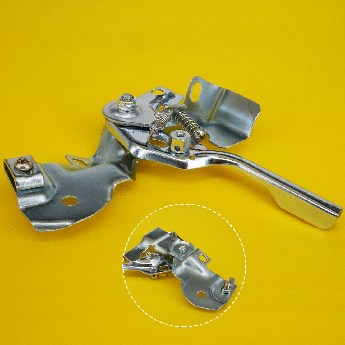 LETAOSK Throttle Control Lever Arm Assembly Replacement Fit For Honda GX160 GX200 16500-ZH8-823