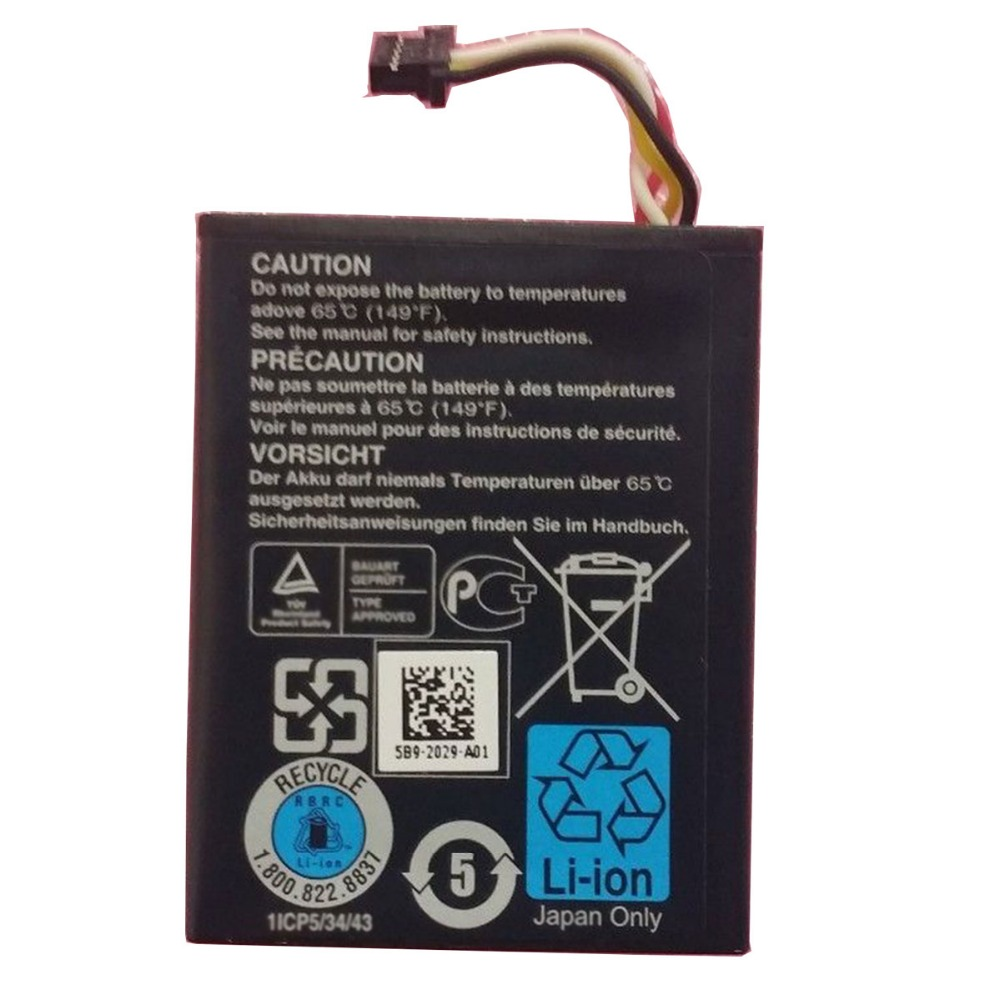 T40JJ 70K80 battery for Dell PERC RAID H710/H730 H810/H830
