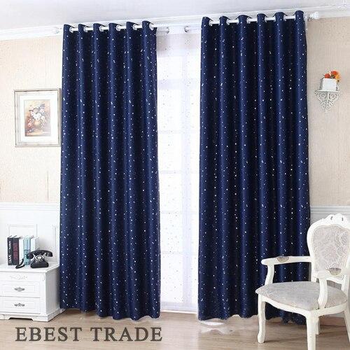 estrella cortinas para el dormitorio sala de estar cortina sala de nios cortina la cortina del apagon cortina para sala en cortinas de hogar y jardn en