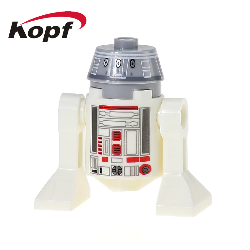 XH 525 R490 Mini Dolls The Last Jedi Smart Robot BB8 R2-D2 Models & Building Blocks Action Bricks Figuers Gift Toys For Children