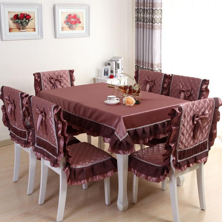Manteles para mesas cuadradas mantel para mesa de algodn - Manteles mesa rectangular ...