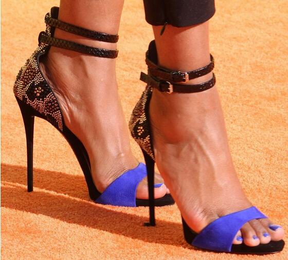 Celebrity Design leopard printed pattern thin heeled sandals embellished rhinestone snake embossed leather ankle strap sandals цена 2017