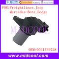 Nuevo uso Del Sensor de Posición Del Árbol de Levas OE No. 0031539728 para Mercedes-benz Freightliner Jeep Dodge