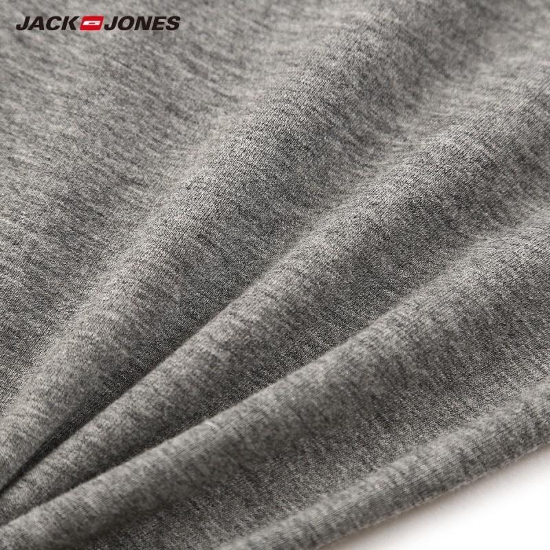 Image 4 - JackJones Men's Stretch Cotton 3 pack Boxer Shorts Men's Underwear Breathable Underpants 219192515-in Boxers from Underwear & Sleepwears