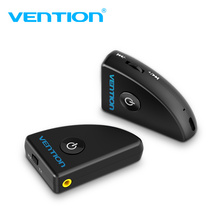 Pranoni transmetuesin e marrësit audio pa tel për altoparlantët për kufjet TV Aux 3.5mm wireless Bluetooth 4.2 Adapter Audio