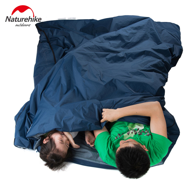 NatureHike Outdoor Ultralight Envelope  Mini  Sleeping Bag Ultra-small Size For Camping Hiking Climbing Outdoor 1.9*0.75m