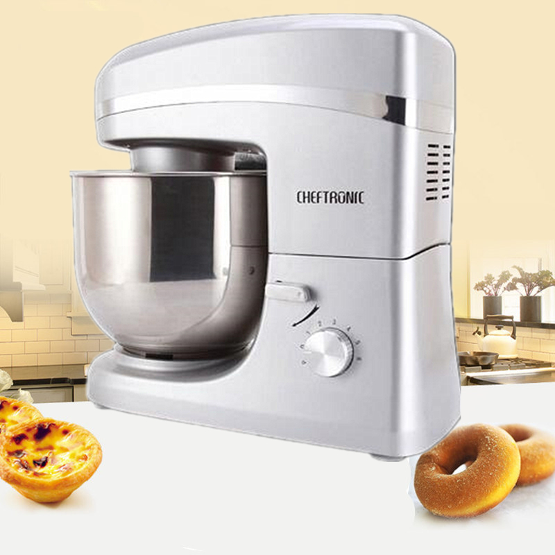 Hot Sale 1000W 7L 6-speed Kitchen Electric Food Stand Mixer Whisk Blender Cake Dough Bread Mixer Maker Machine