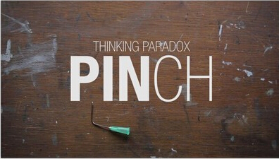 Pinch By Thinking Paradox Magic Tricks