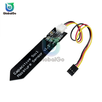 цена на Capacitive Soil Moisture Sensor Module Electronics Soil Humidity Sensor Module Test Tester Outdoor Diy Tool