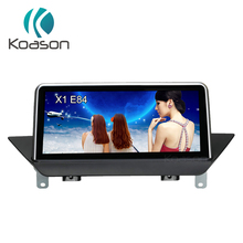 Koason 10.25 inch HD screen android 7.1 for BMW X1 E84 2009-2015 CIC car Audio Video WIFI/BT GPS Navigation,Bluetooth,radio,RDS