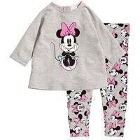 Boys Girls Clothing Sets Cartoon Pattern Kids Nightgown Pijamas Children Cotton Pajamas Long Sleeved Christmas Santa