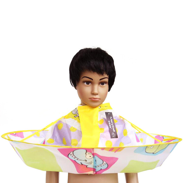 Haircut Gown A Barber Cape Salon Family Kids Umbrella Hairdresser Hair Cutting Capes Cloak Clothes