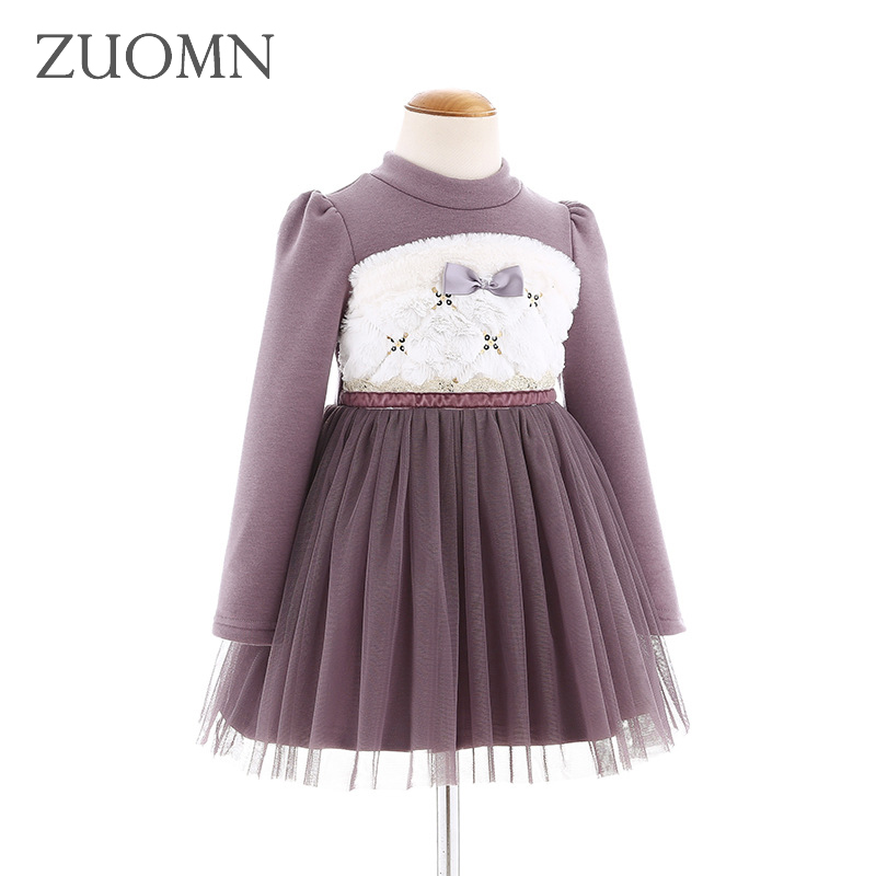 Dresses for Girls Wedding Dress Charistmas Dresses Birthday Kids Baby Girl Clothes Princess Dress New Year Party Clothing GH334