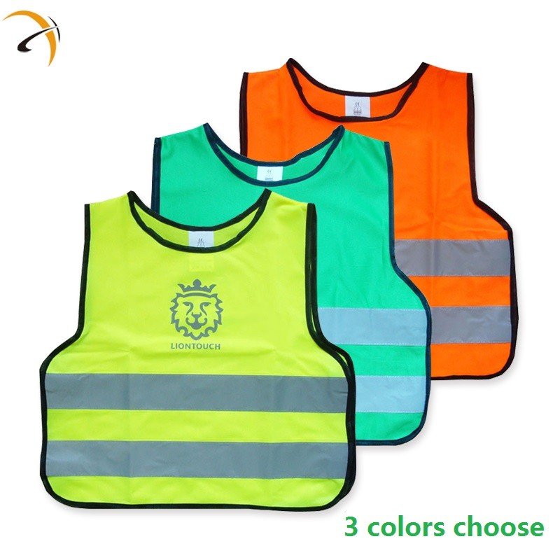 Children reflective vests 6