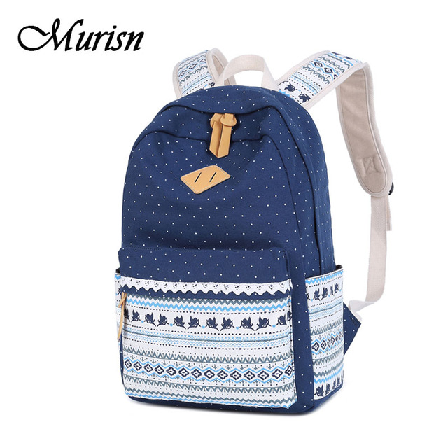 0b76e6d479 Canvas Backpack Back To School Bagpack Lace School Bags For Teenage Girls  Backpacks Women Schoolbag Children S