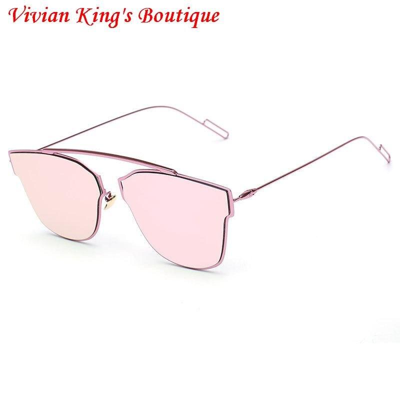 Imakefashion топ-пилот Солнцезащитные очки для женщин Для мужчин и Для женщин бренд Дизайн Стиль Светоотражающие Óculos De Sol Gafas jww115