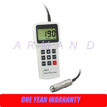 Digital Coating Thickness Gauge CM10N 0-2000um Eddy Current Portable Thickness Meter