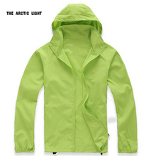 high quality summer windproof skin jacket men and women winderbreaker thin breathable dust coat hiking
