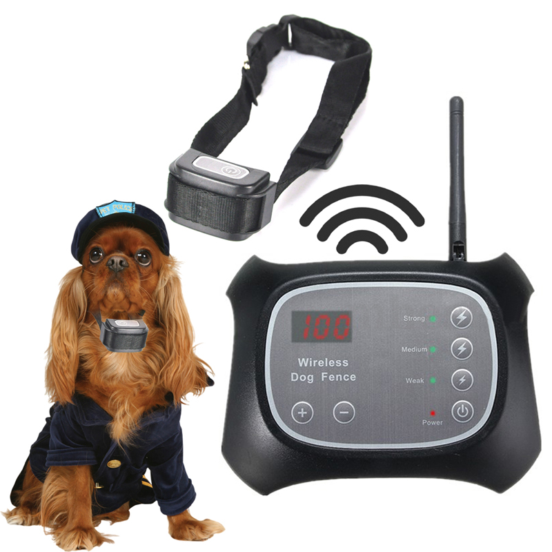 wireless pet fence containment dog systems waterproof training for all dogschina mainland