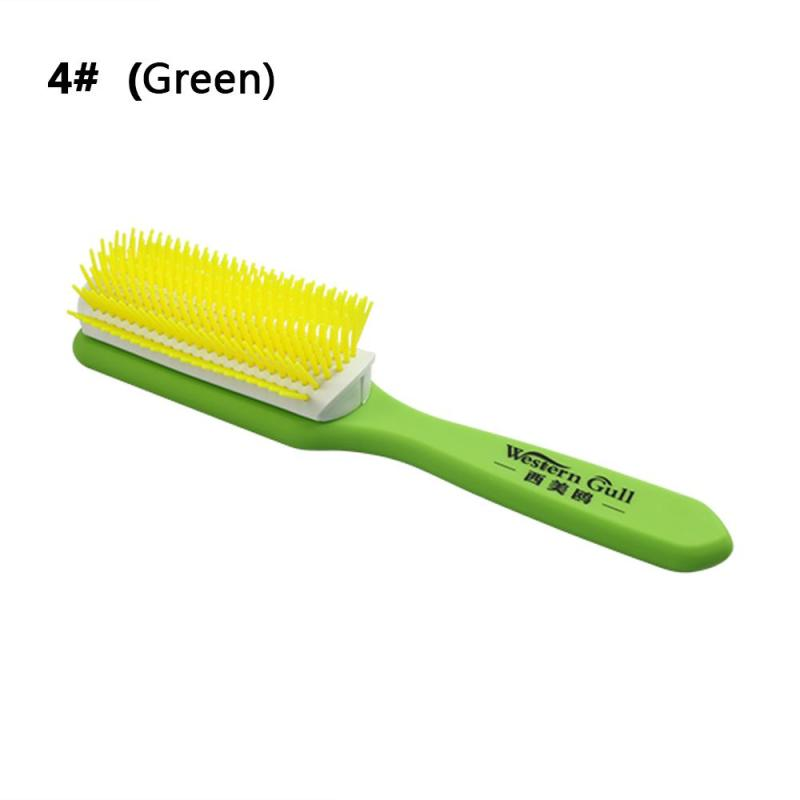 1PC Men Hair Styling Comb Big Back Oil Head Hairdressing Tool massage Anti-static curly Hair Brush Z3