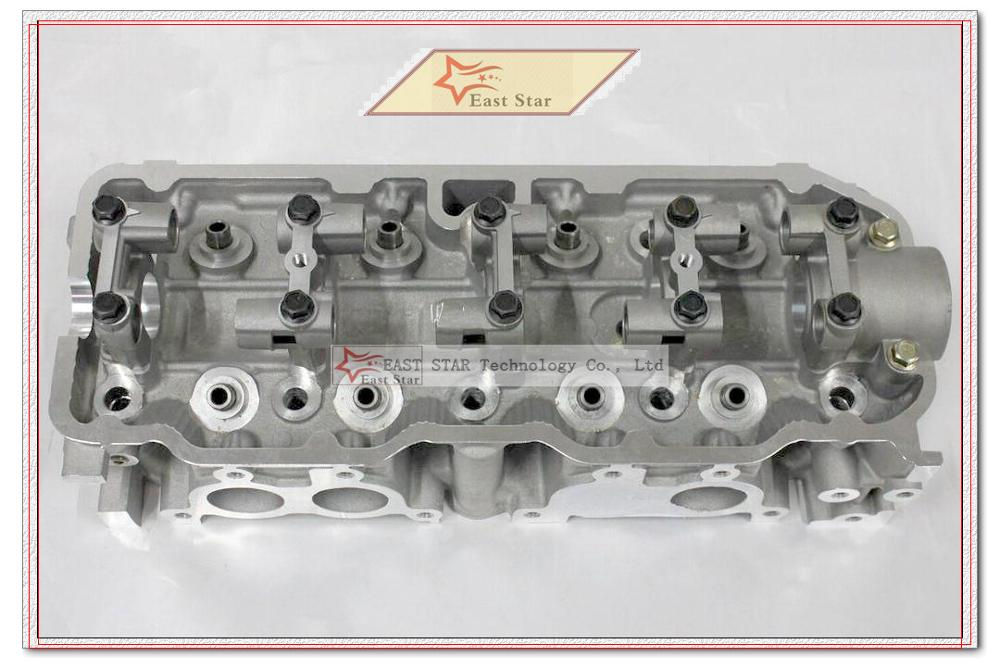 4G64 8V Complete Cylinder Head Assembly 22100 32520 MD099389 MD040520 For Hyundai H1 H100 minibus Sonata For KIA 2351cc L4 SOHC